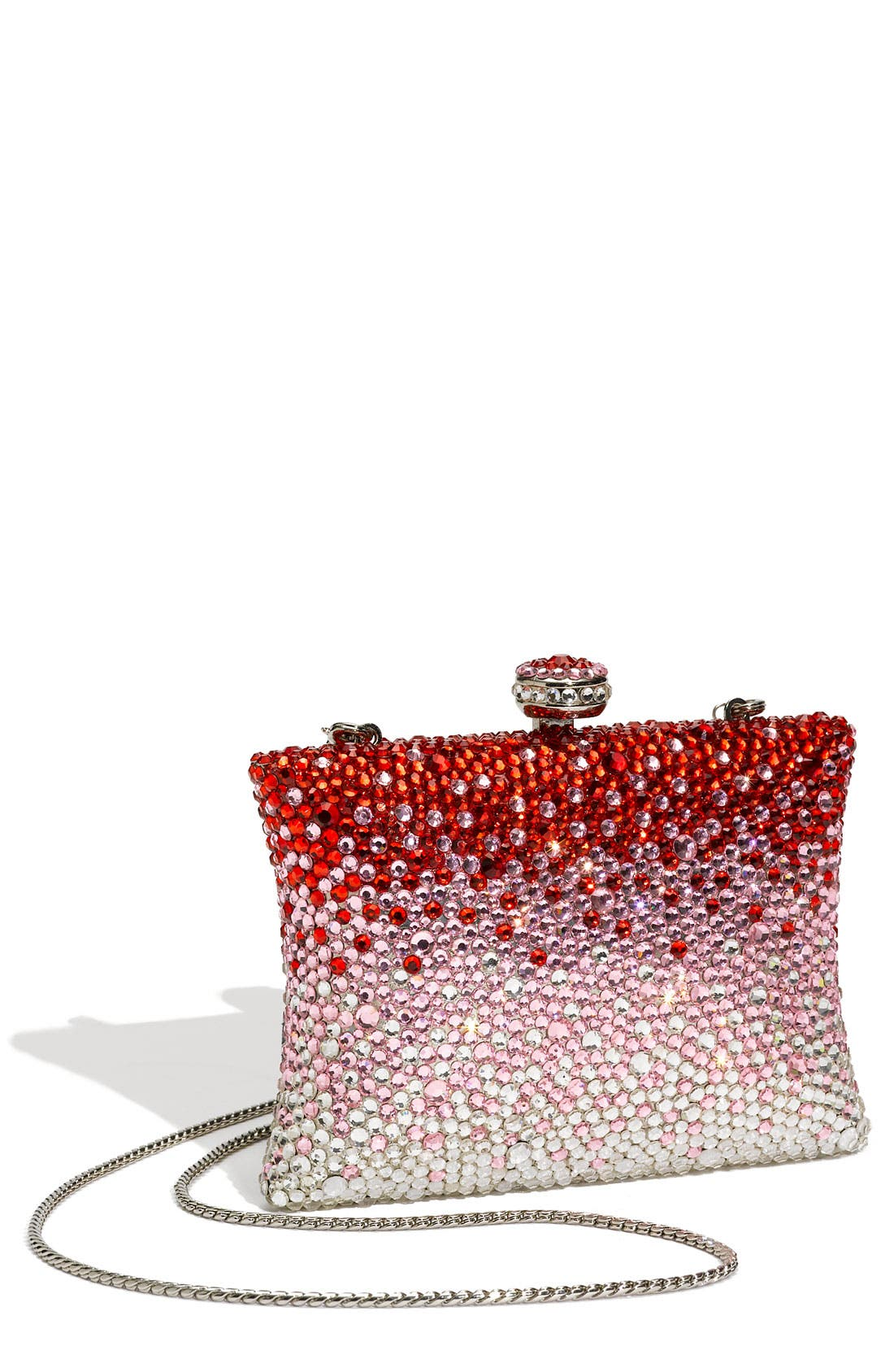 Alternate Image 1 Selected - Natasha Couture Rhinestone Clutch