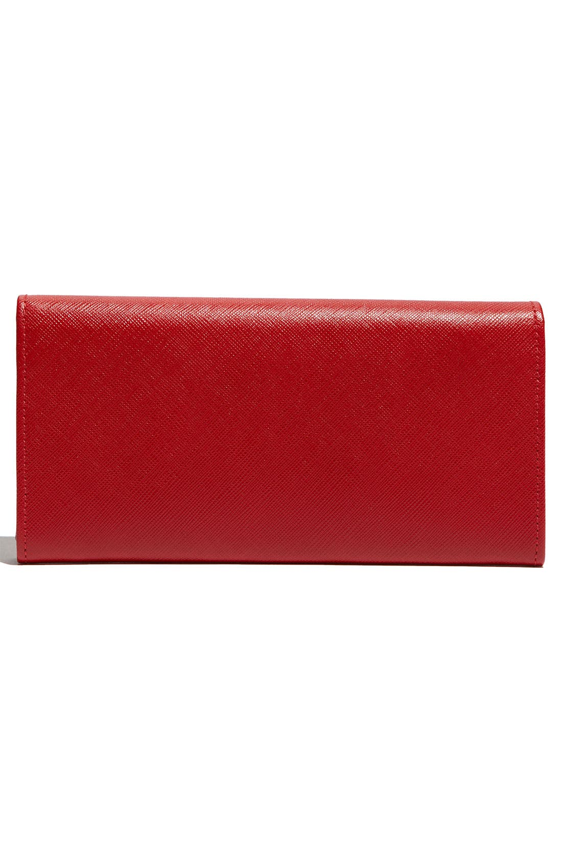 Alternate Image 4  - Salvatore Ferragamo 'Gancini Icona' Saffiano Leather Wallet