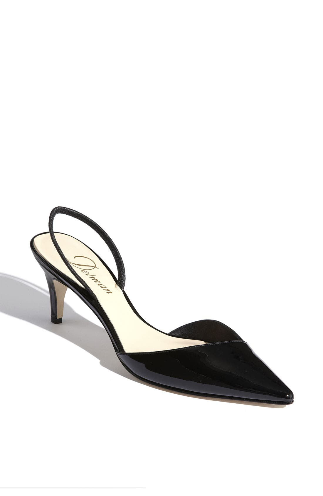 Alternate Image 1 Selected - Delman 'Laci' Pump (Online Only)