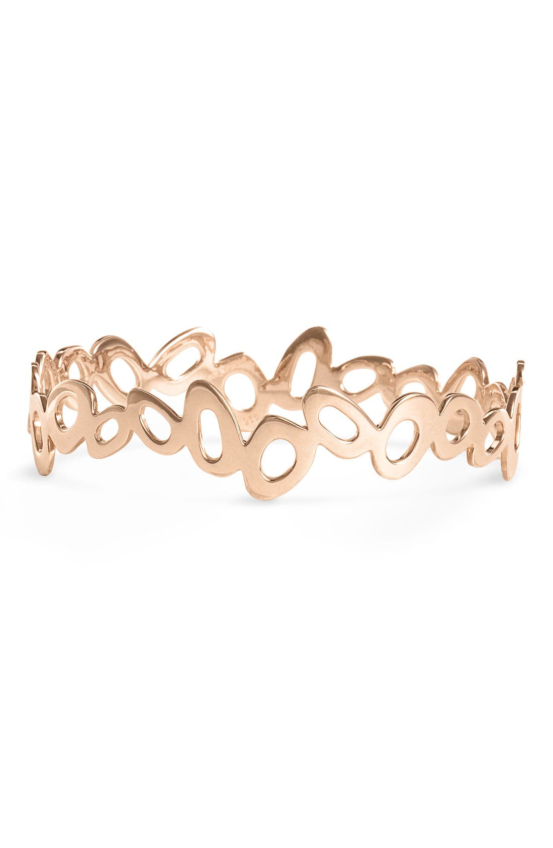 Alternate Image 1 Selected - Ippolita 'Lite Links' Small Multi Shape Rosé Bangle