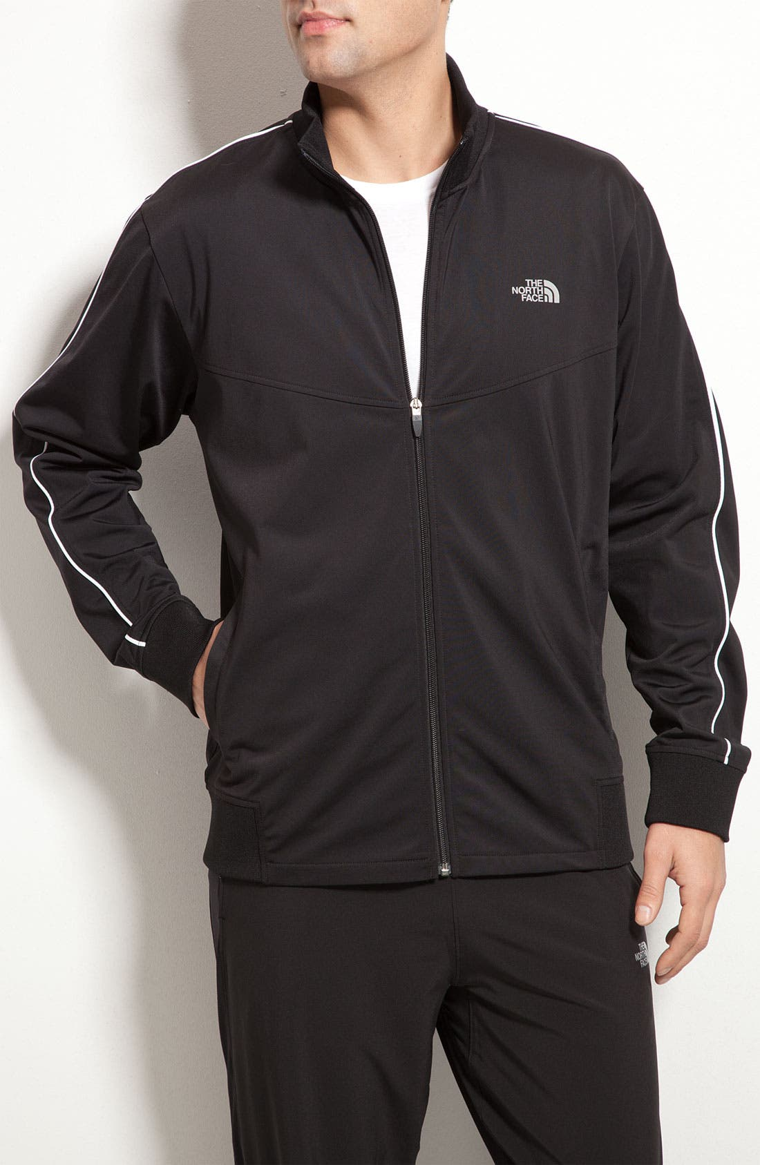 Alternate Image 1 Selected - The North Face 'Flex' Track Jacket