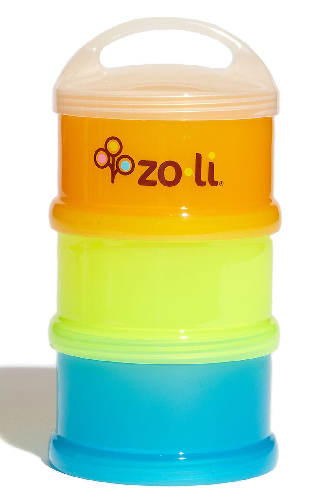 Alternate Image 1 Selected - ZoLi 'SUMO Snack Stacker' Cups (3-Pack)
