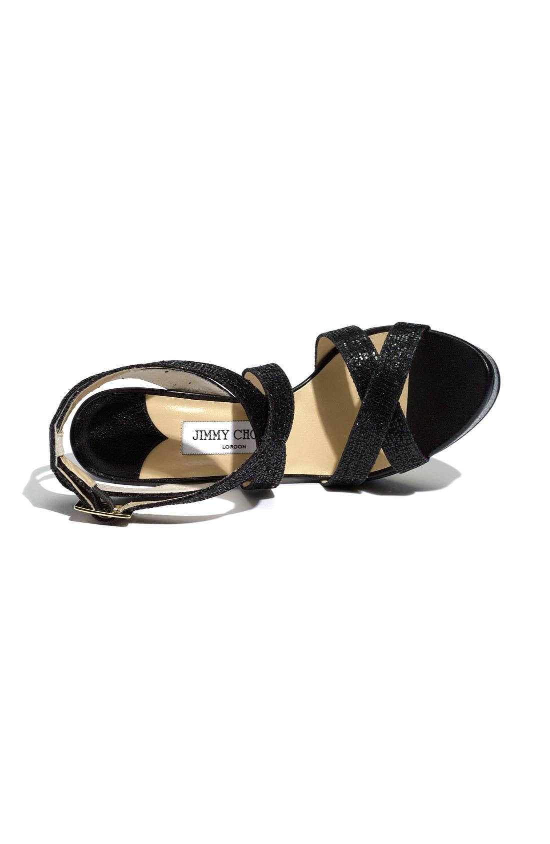 Alternate Image 3  - Jimmy Choo 'Vamp' Sandal