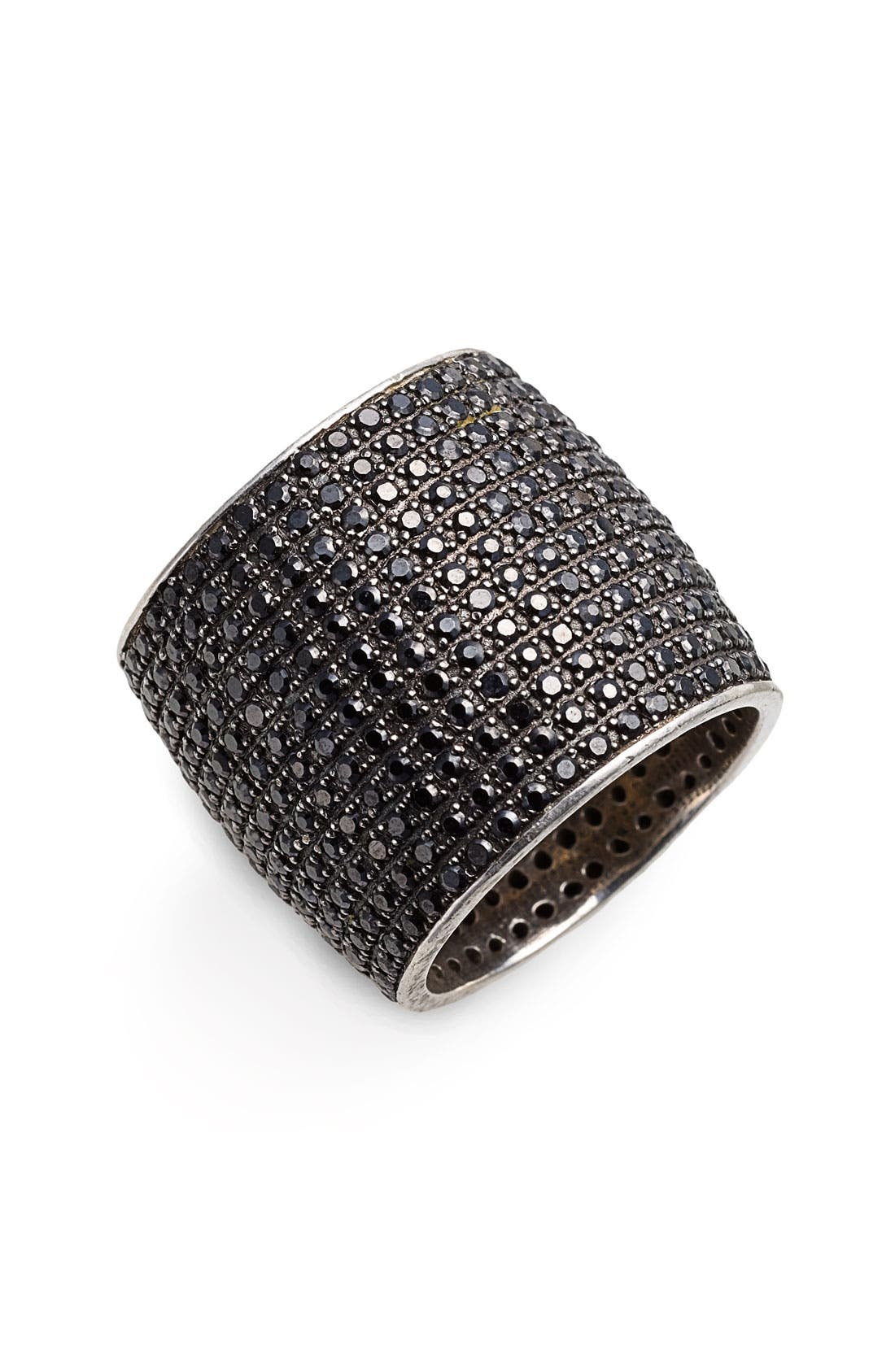 Main Image - Tom Binns 'Bejewelled' Cylinder Ring