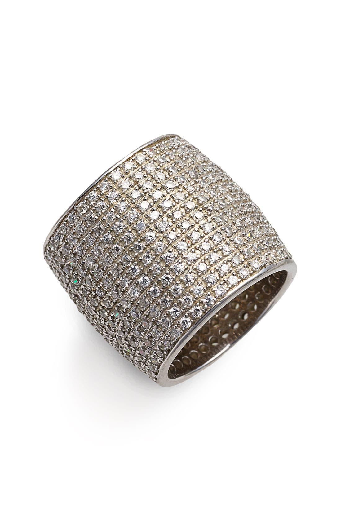 Alternate Image 1 Selected - Tom Binns 'Bejewelled' Cylinder Ring