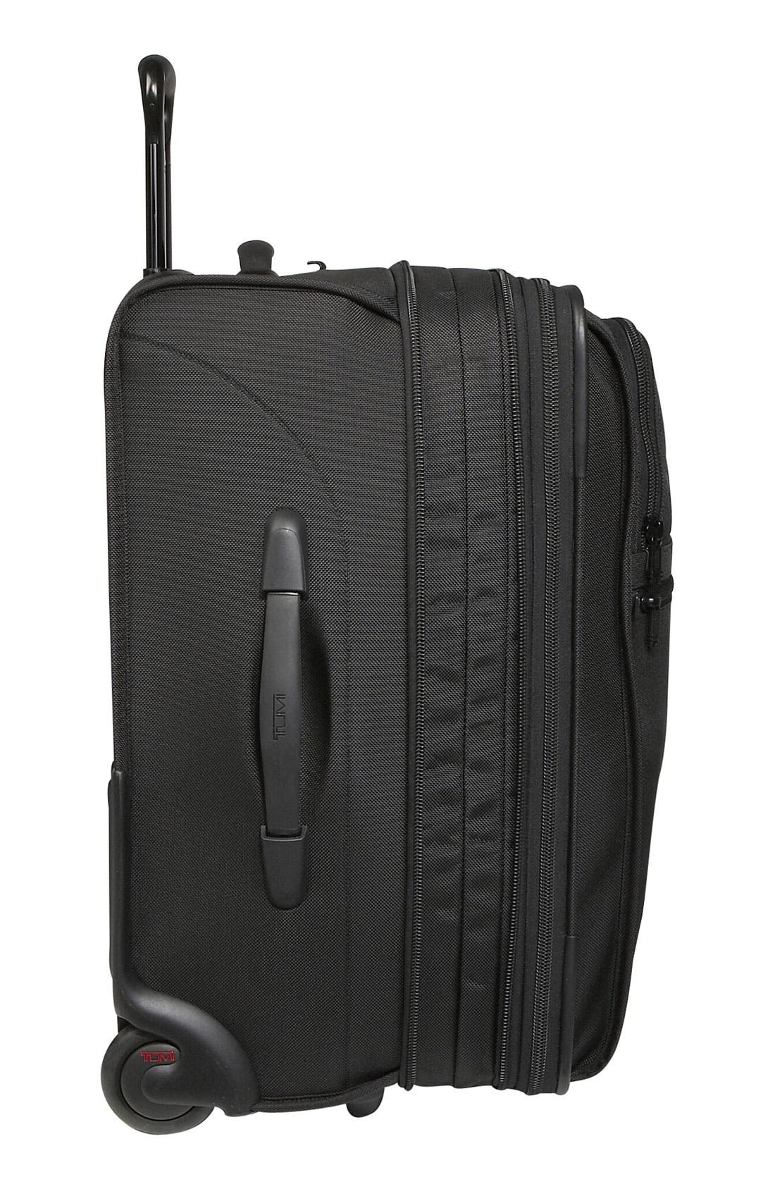 Alternate Image 4  - Tumi 'Alpha' Frequent Traveler Zippered Expandable Carry-On