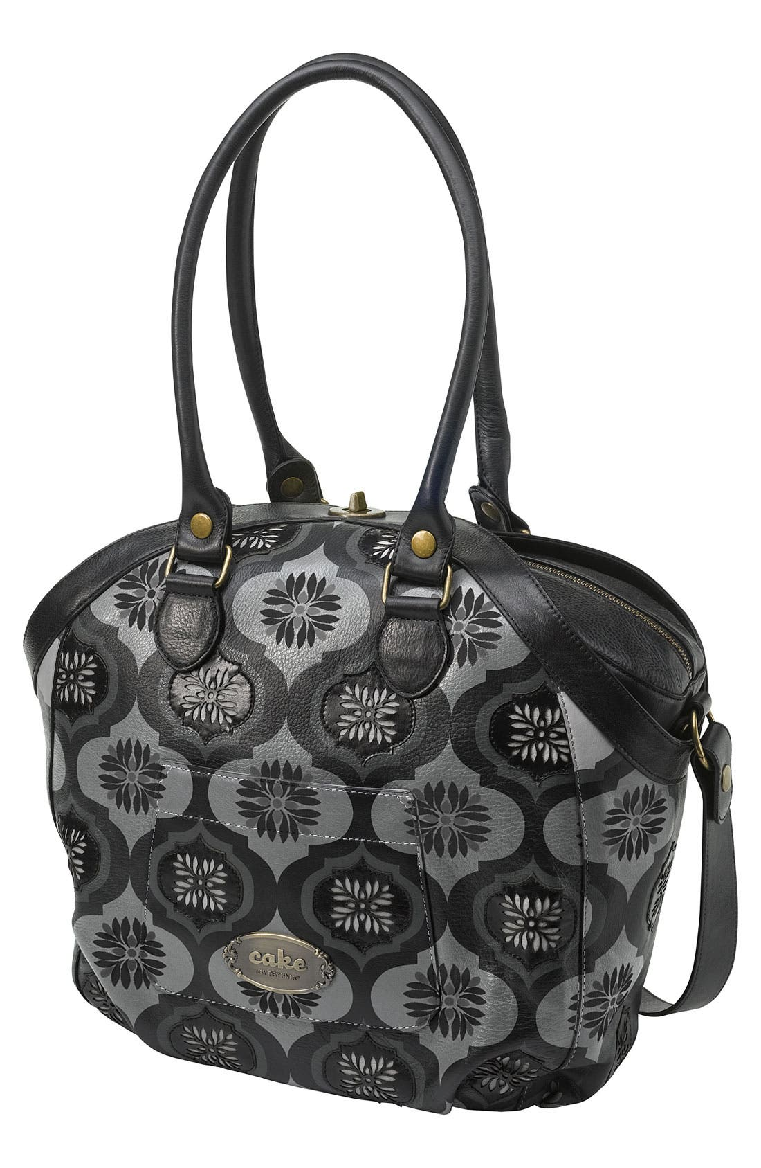 Alternate Image 1 Selected - Petunia Pickle Bottom 'Hampton Holdall' Diaper Bag