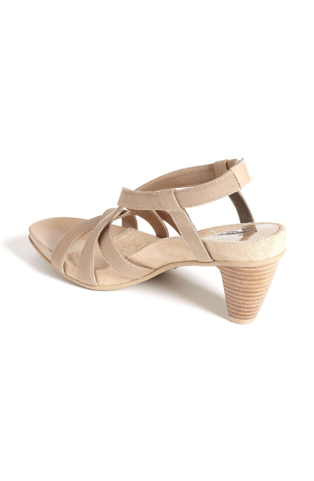 Alternate Image 2  - Aetrex 'Ashley' Sandal
