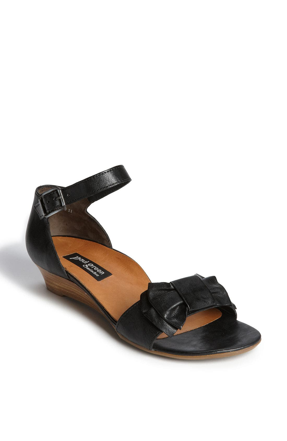 Alternate Image 1 Selected - Paul Green 'Lexi Bow' Sandal
