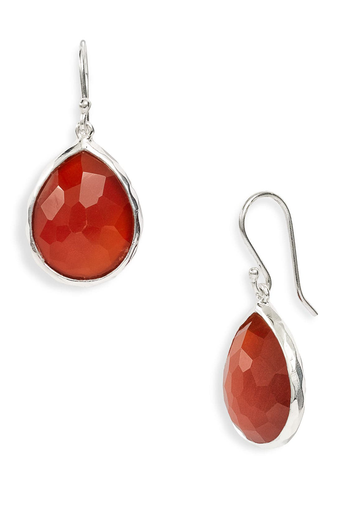 Alternate Image 1 Selected - Ippolita 'Grotto' Small Teardrop Earrings