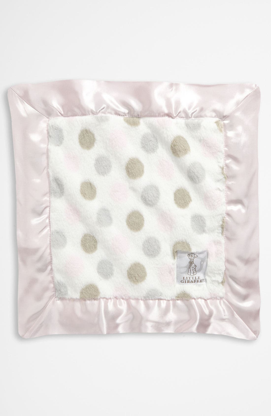 Alternate Image 1 Selected - Little Giraffe 'Luxe Dot' Blanky
