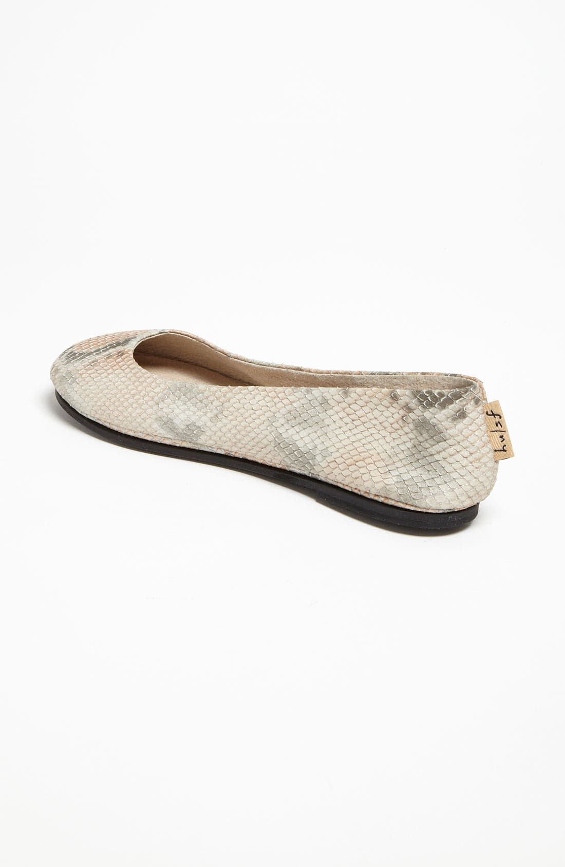 Alternate Image 2  - French Sole 'Click' Flat