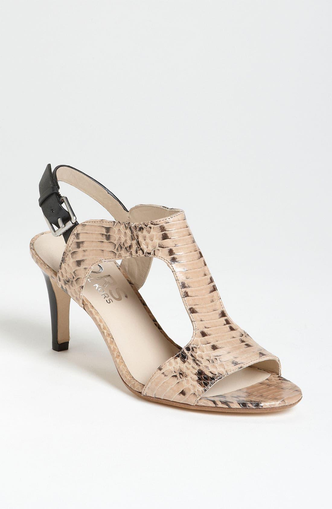 Alternate Image 1 Selected - KORS Michael Kors 'Xyla' Sandal