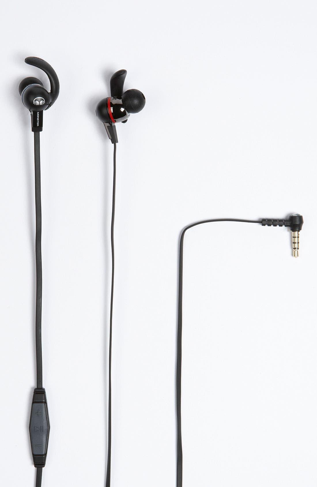 Main Image - Monster 'iSport Immersion' Headphones