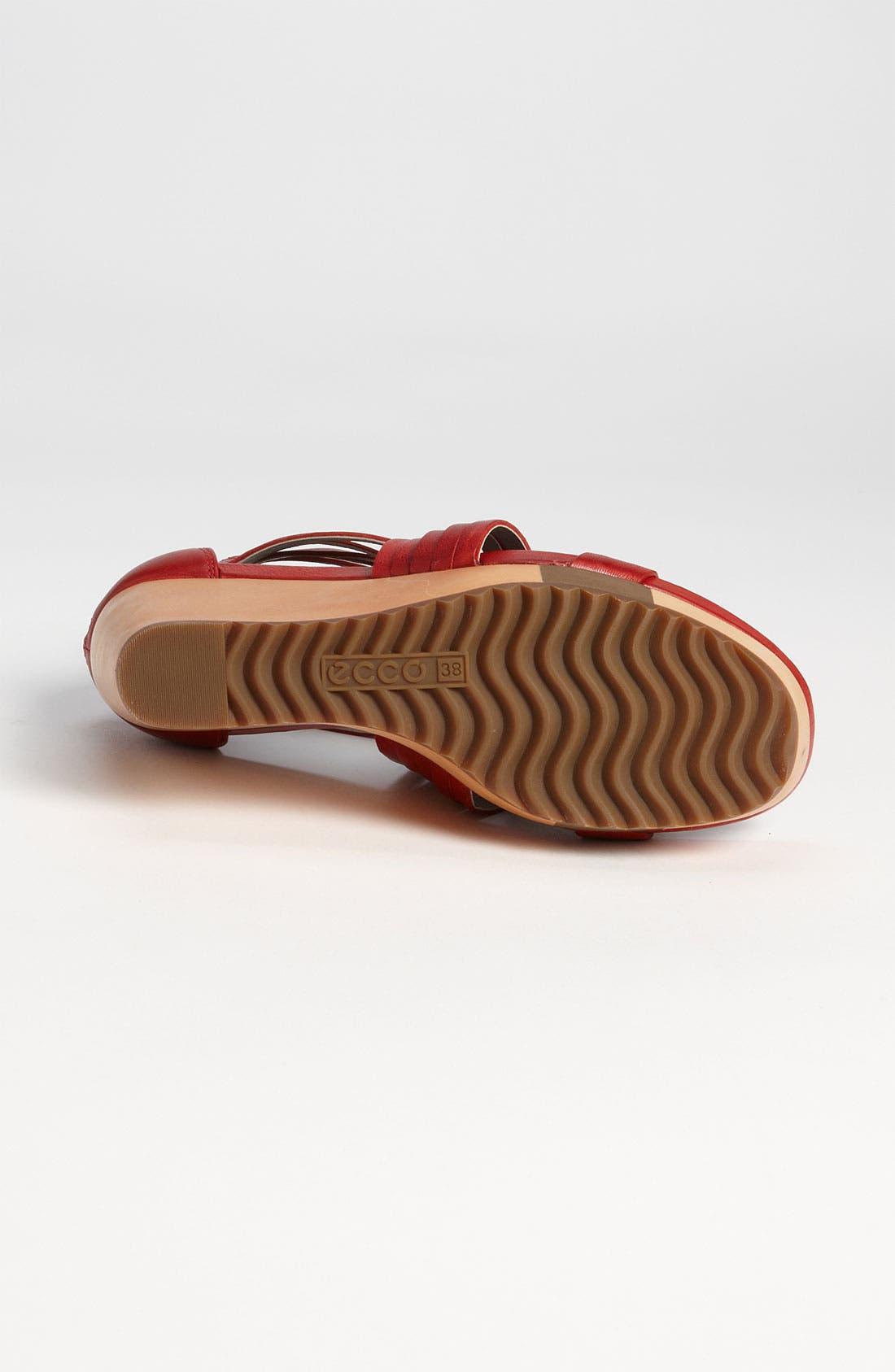 Alternate Image 4  - ECCO 'Moki Woven' Sandal