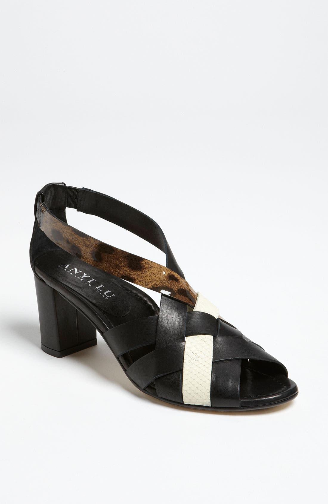 Alternate Image 1 Selected - Anyi Lu 'Mara' Sandal