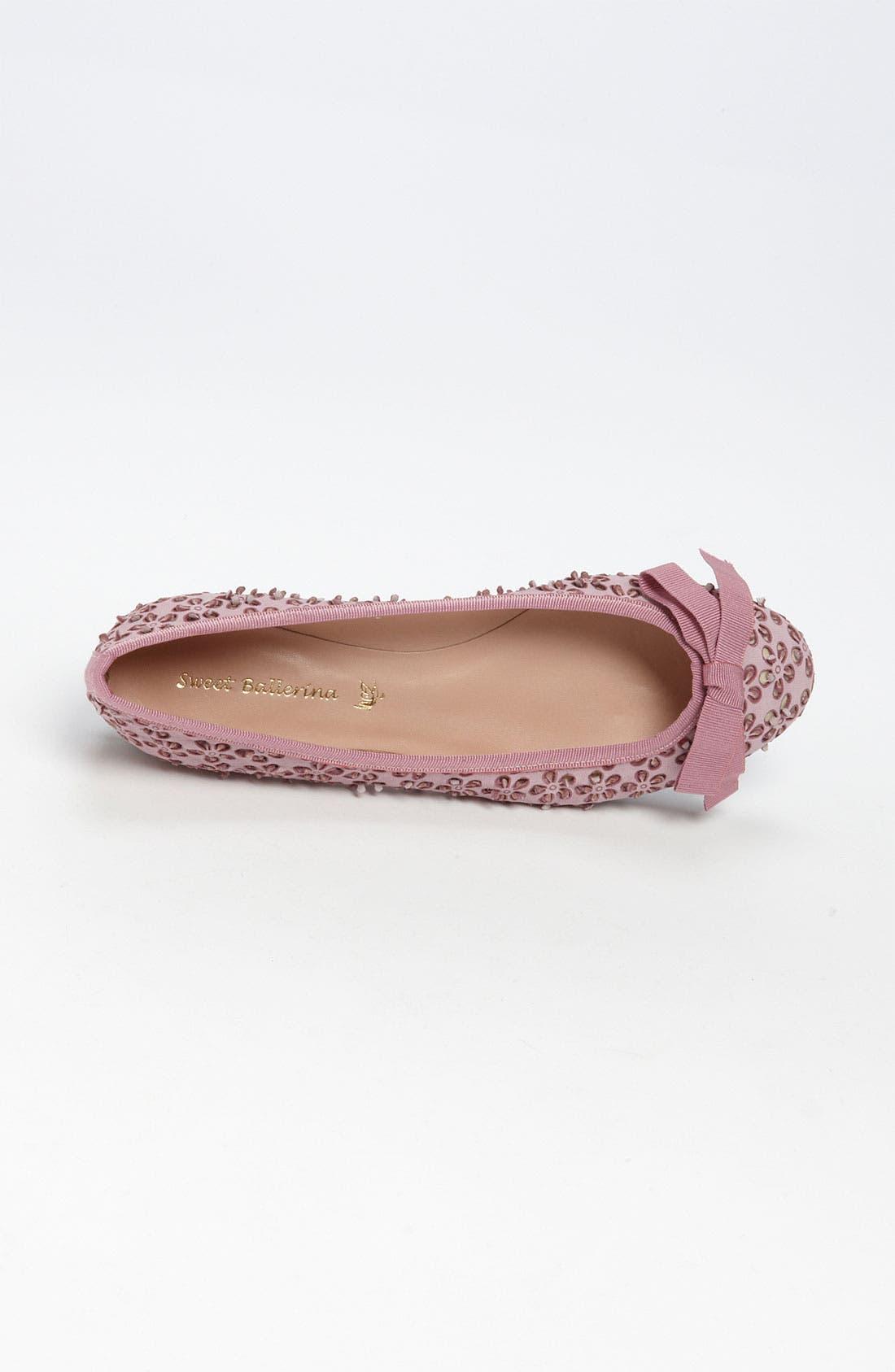 Alternate Image 3  - Sweet Ballerina '1308' Ballet Flat