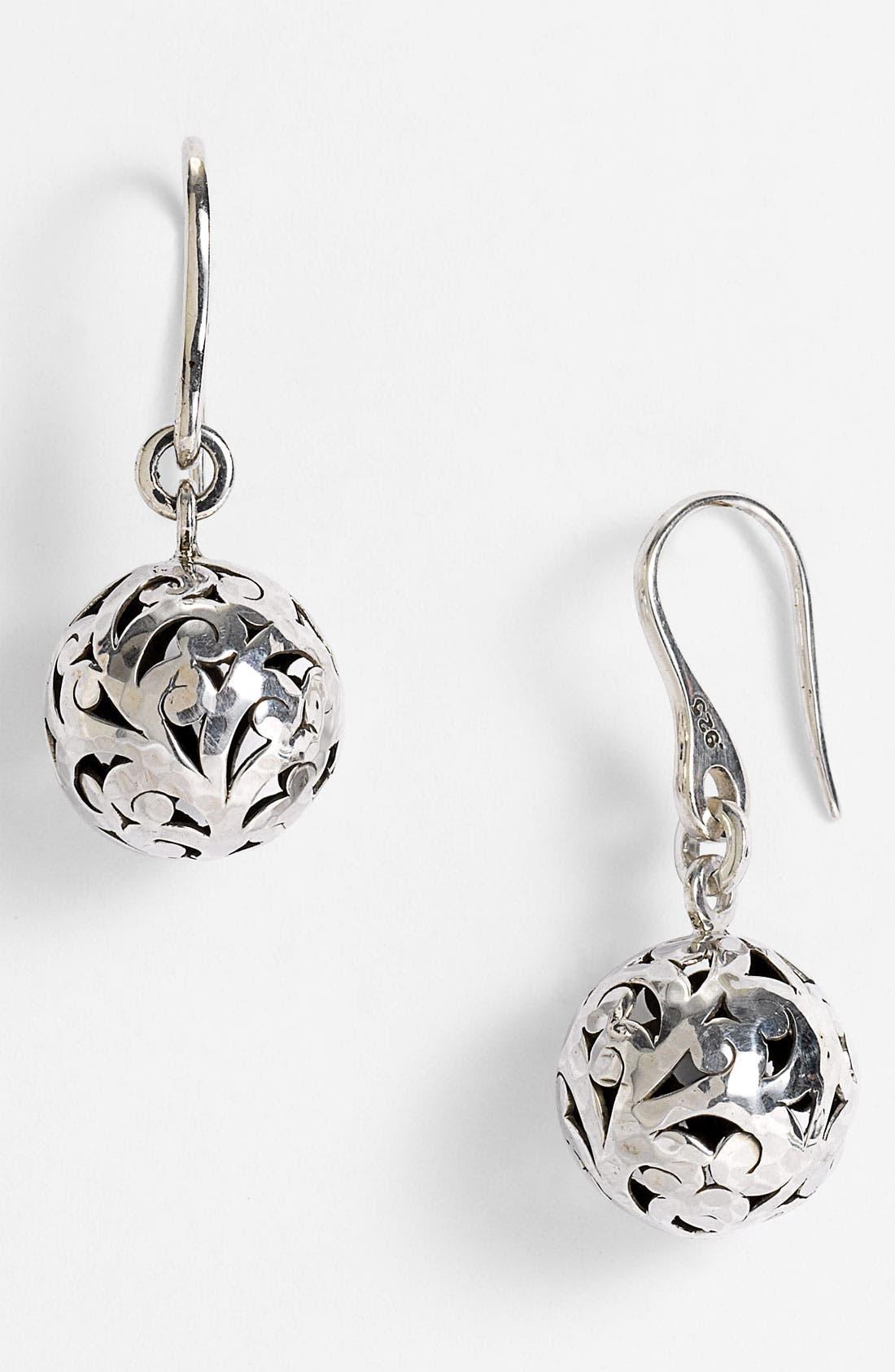 Main Image - Lois Hill 'Ball & Chain' Drop Earrings