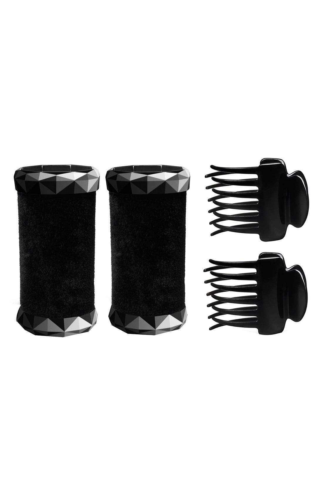 Alternate Image 1 Selected - T3 Voluminous Hot Rollers & Clips (1.25 inch) (2-Pack)