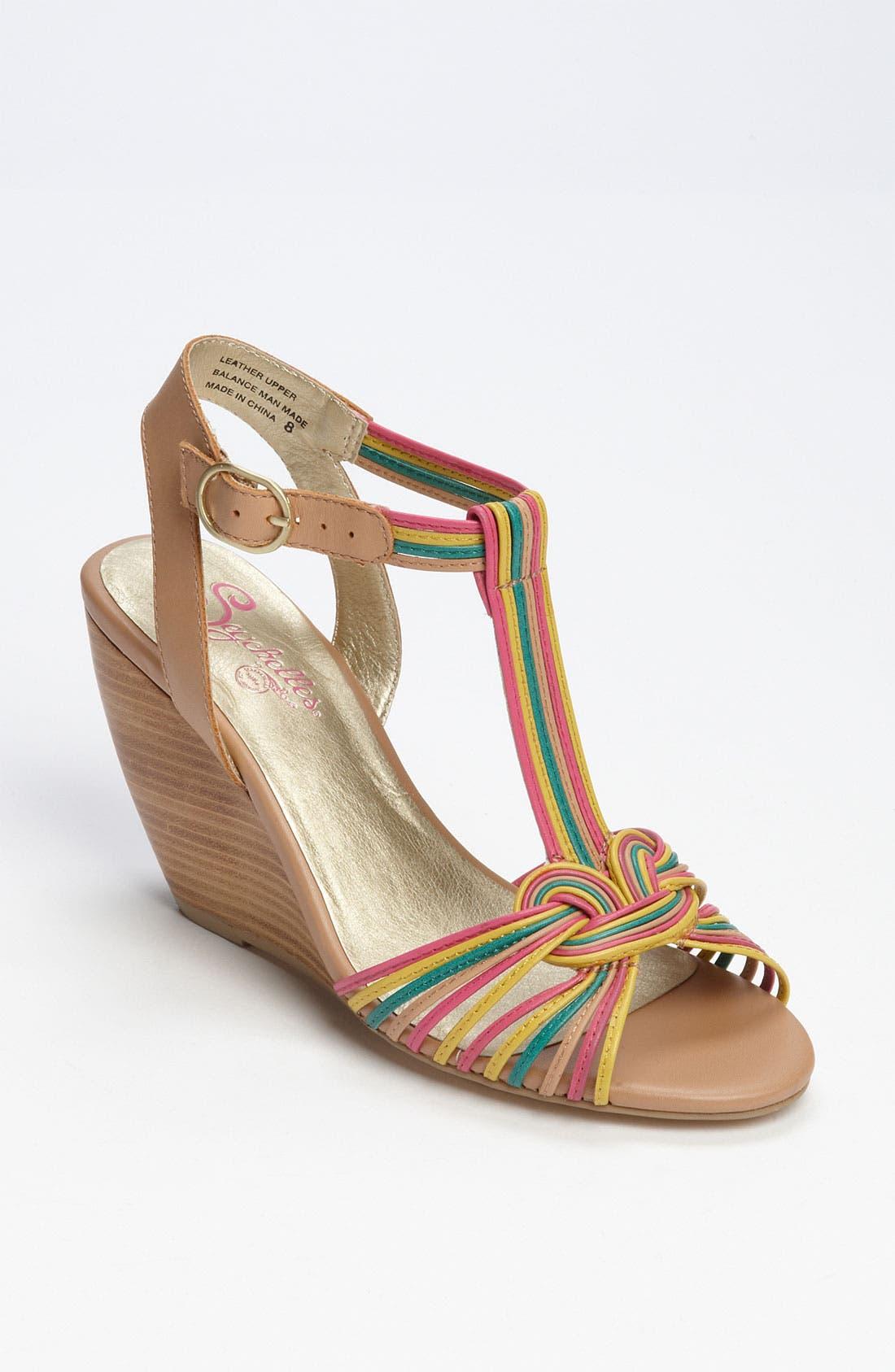 Alternate Image 1 Selected - Seychelles 'Good Ole Days' Sandal
