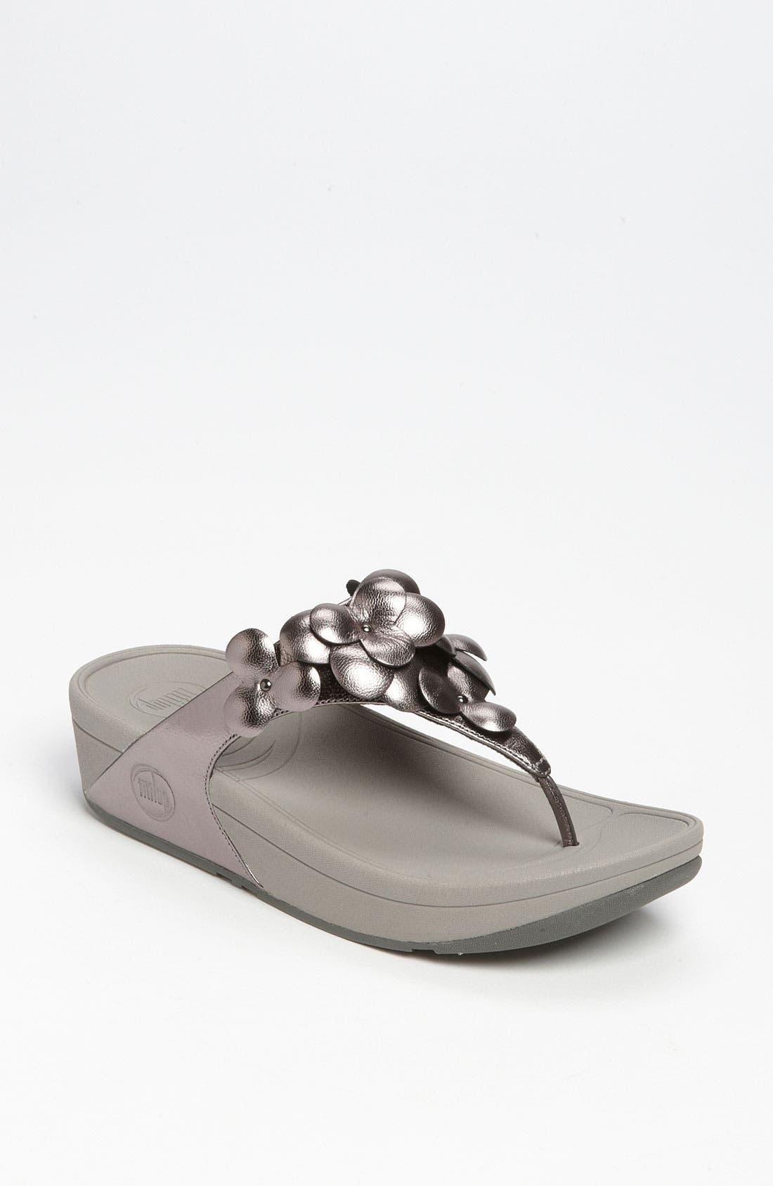 Main Image - FitFlop 'Fleur' Sandal