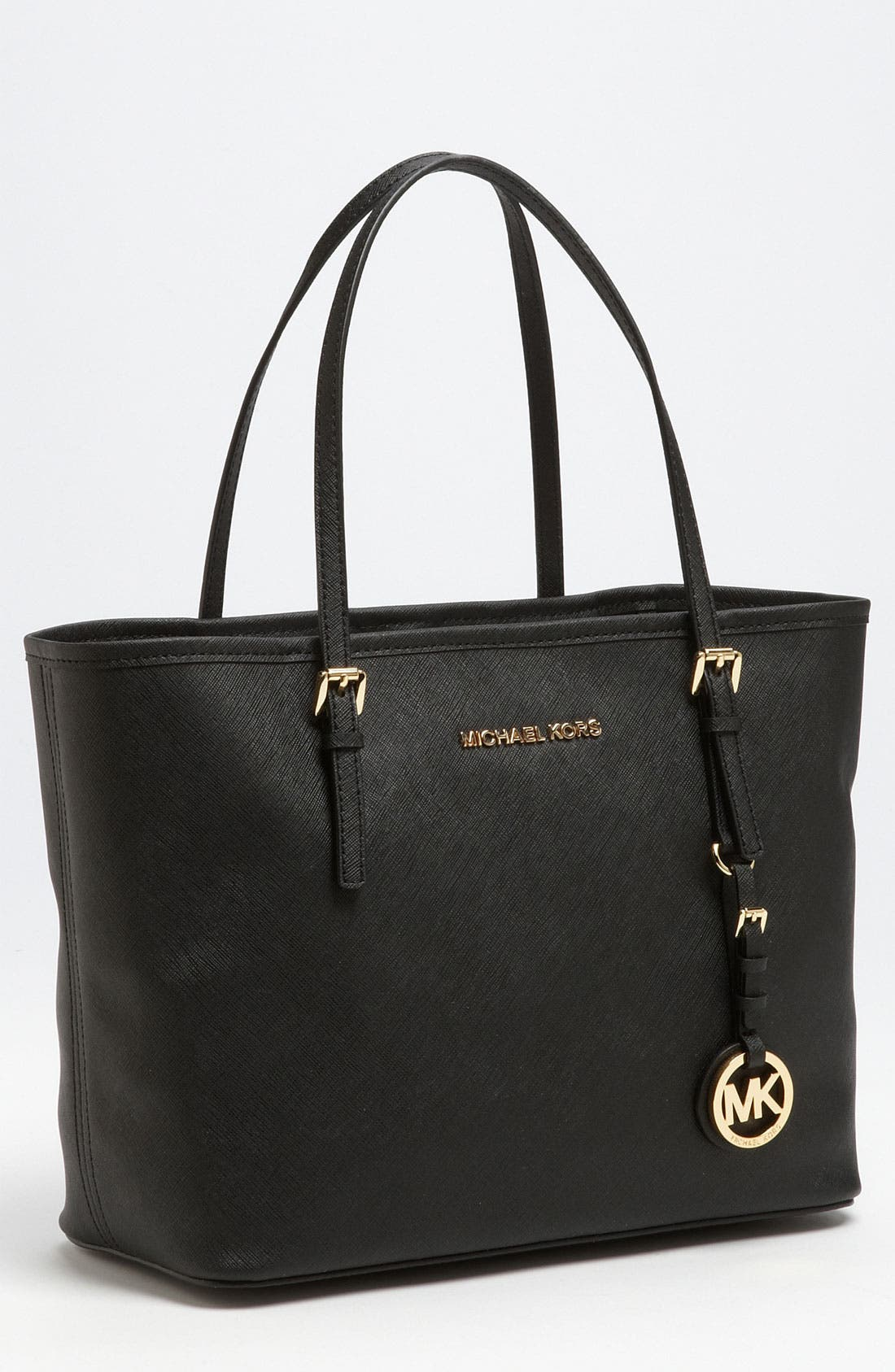 Main Image - MICHAEL Michael Kors 'Jet Set - Small' Travel Tote