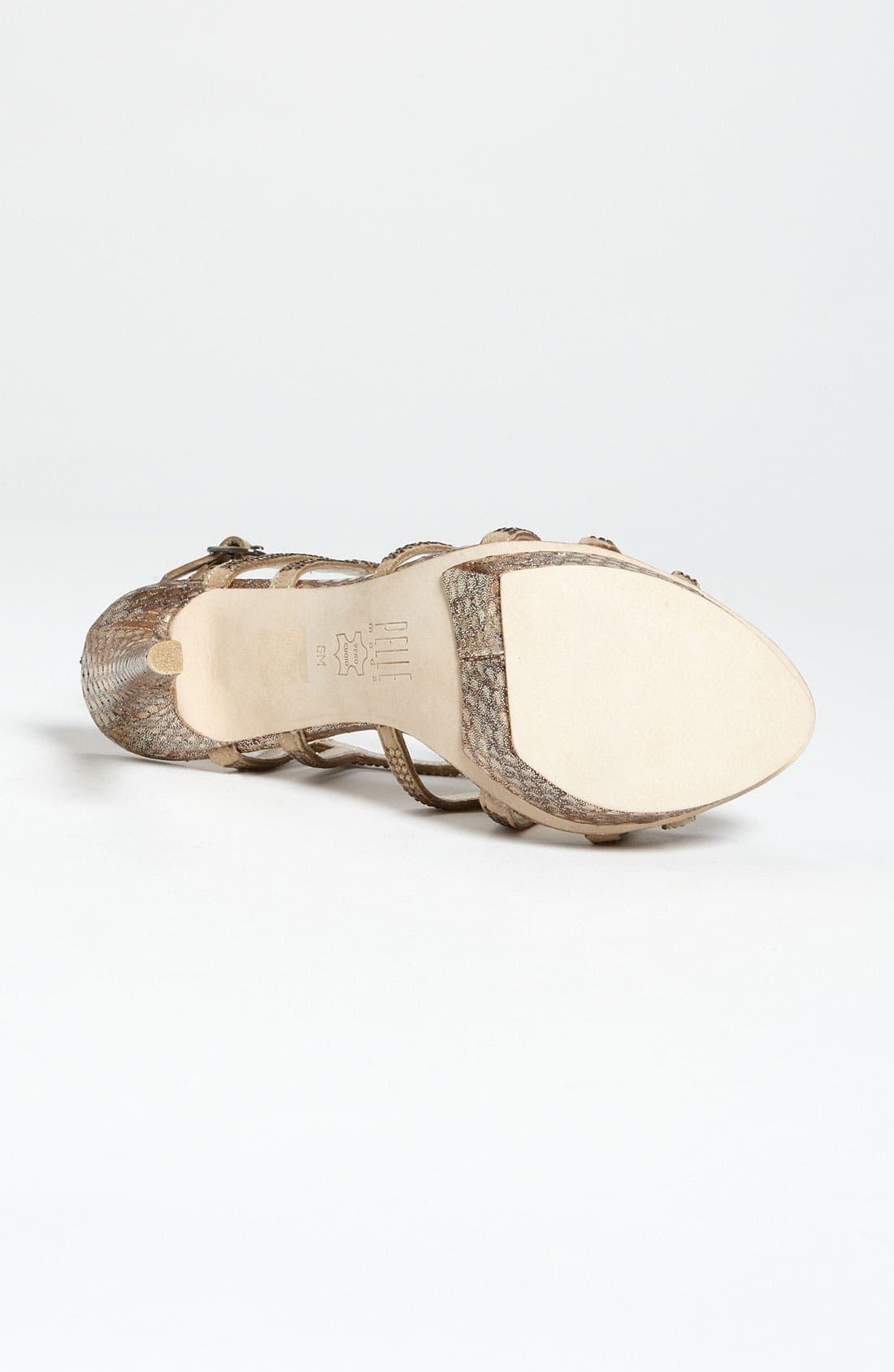 Alternate Image 4  - Pelle Moda 'Flirt' Sandal
