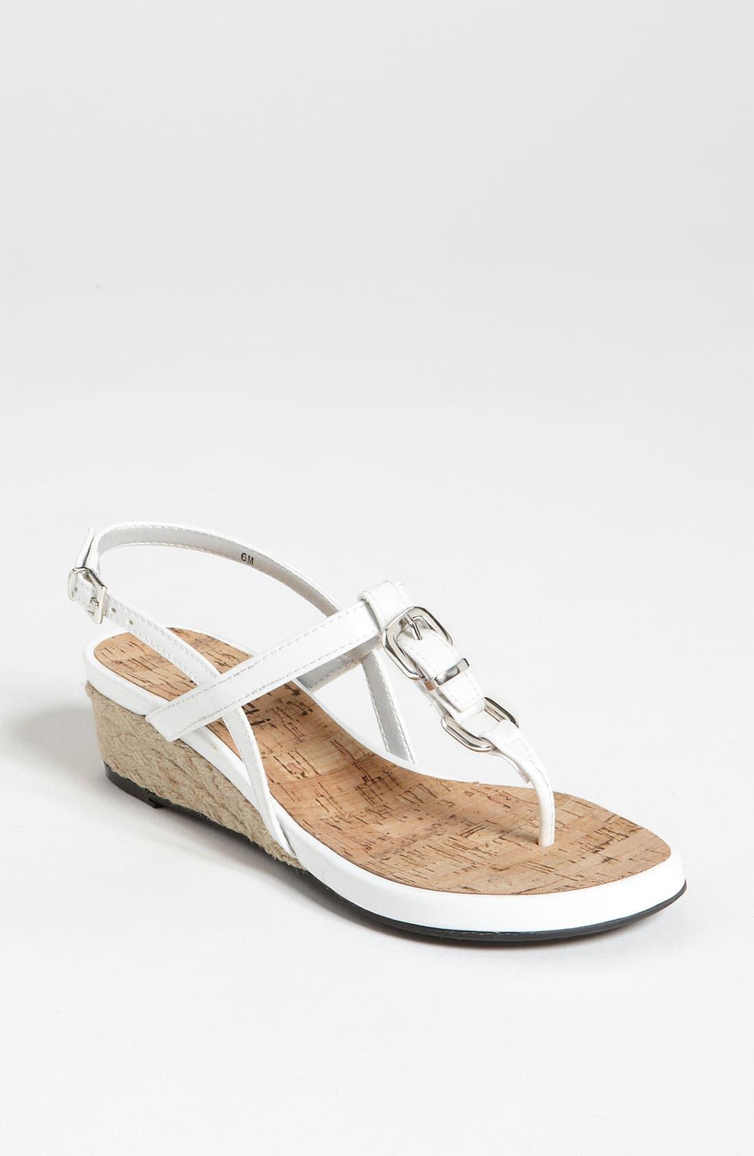 Alternate Image 1 Selected - VANELi 'Karima' Sandal
