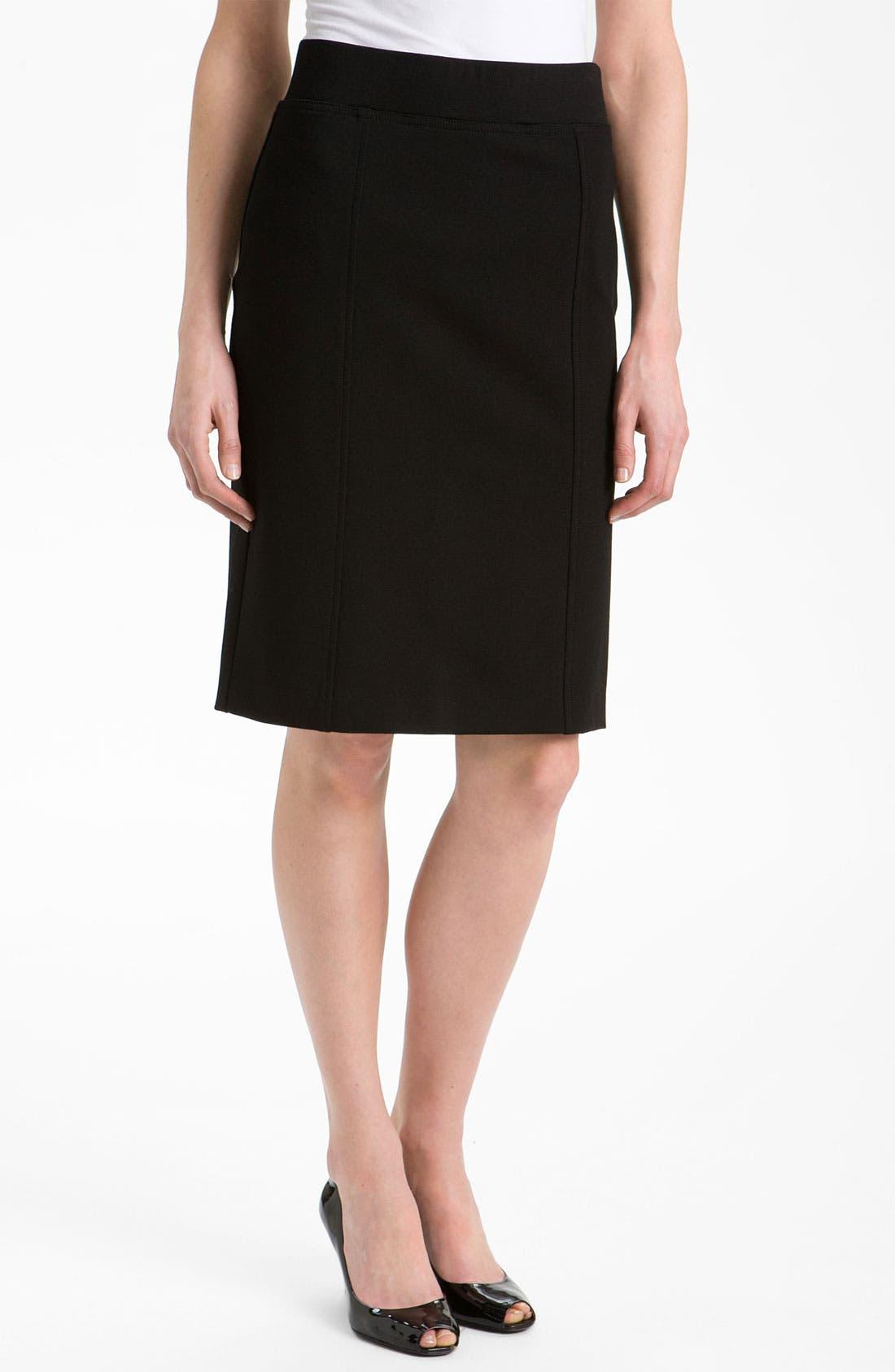 Main Image - NYDJ 'Prudence' Ponte Skirt