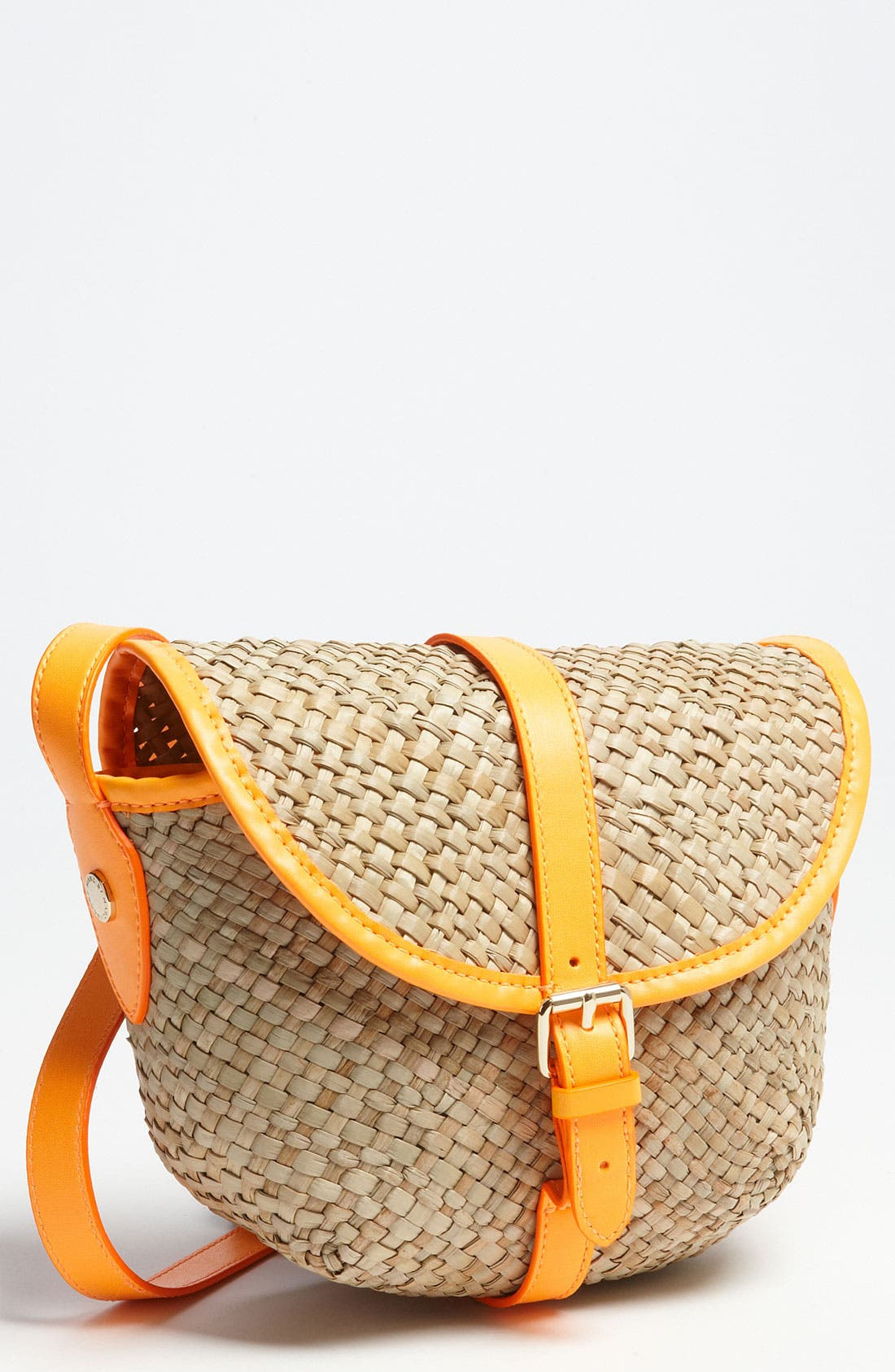 Alternate Image 1 Selected - MARC BY MARC JACOBS 'Preppy' Straw Canteen Bag