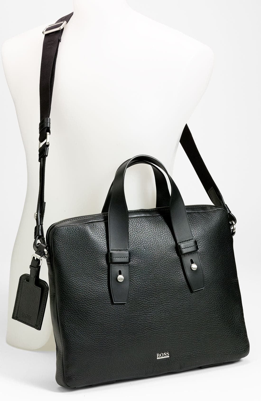 Alternate Image 4  - BOSS HUGO BOSS 'Baptiste' Work Bag