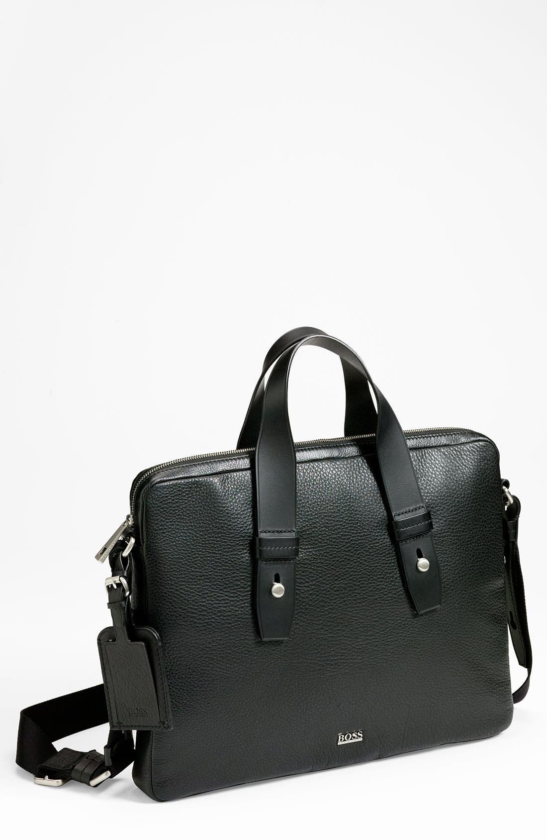 Alternate Image 1 Selected - BOSS HUGO BOSS 'Baptiste' Work Bag