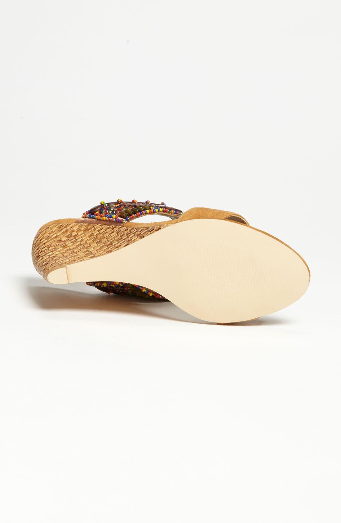 Alternate Image 4  - Nine West 'Sweet Rosey' Sandal