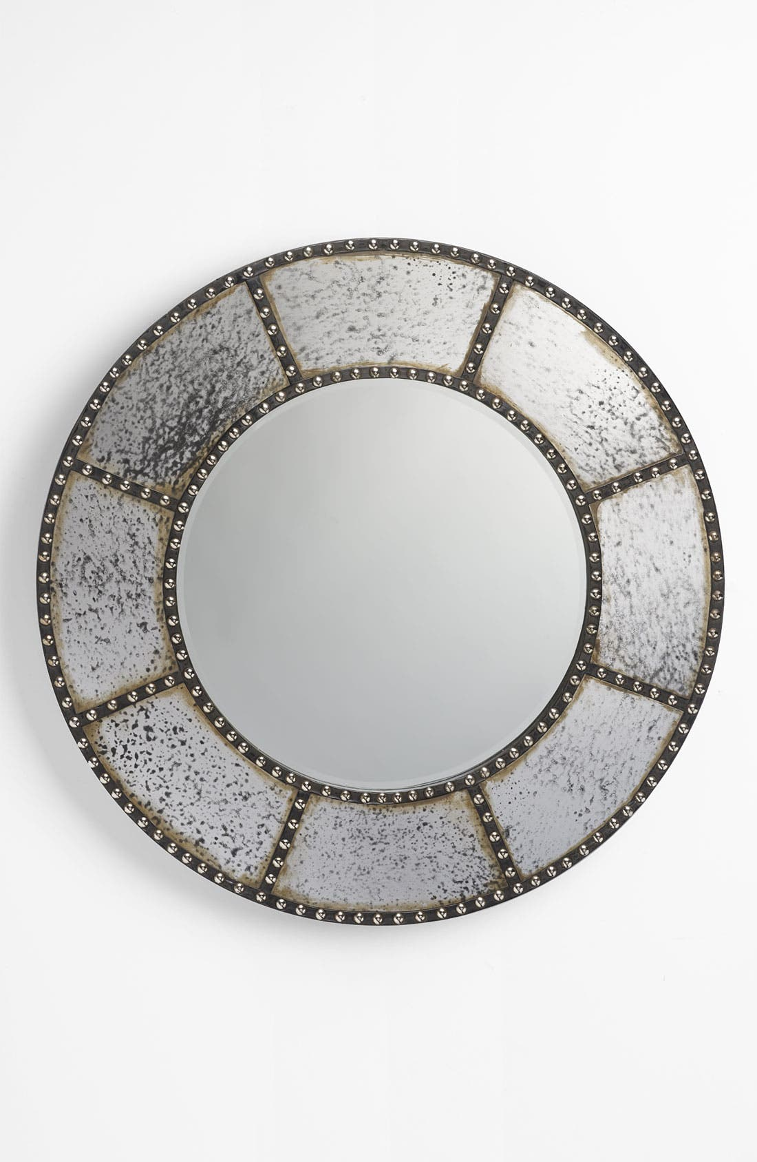 Alternate Image 1 Selected - Three Hands Studded Mirror