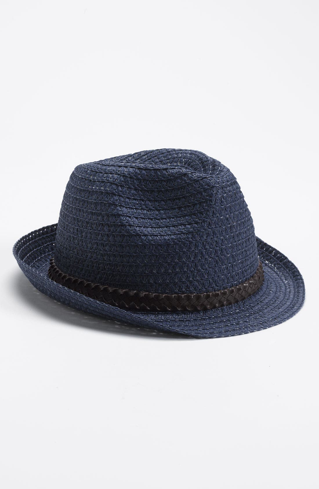 Main Image - David & Young Braided Band Fedora