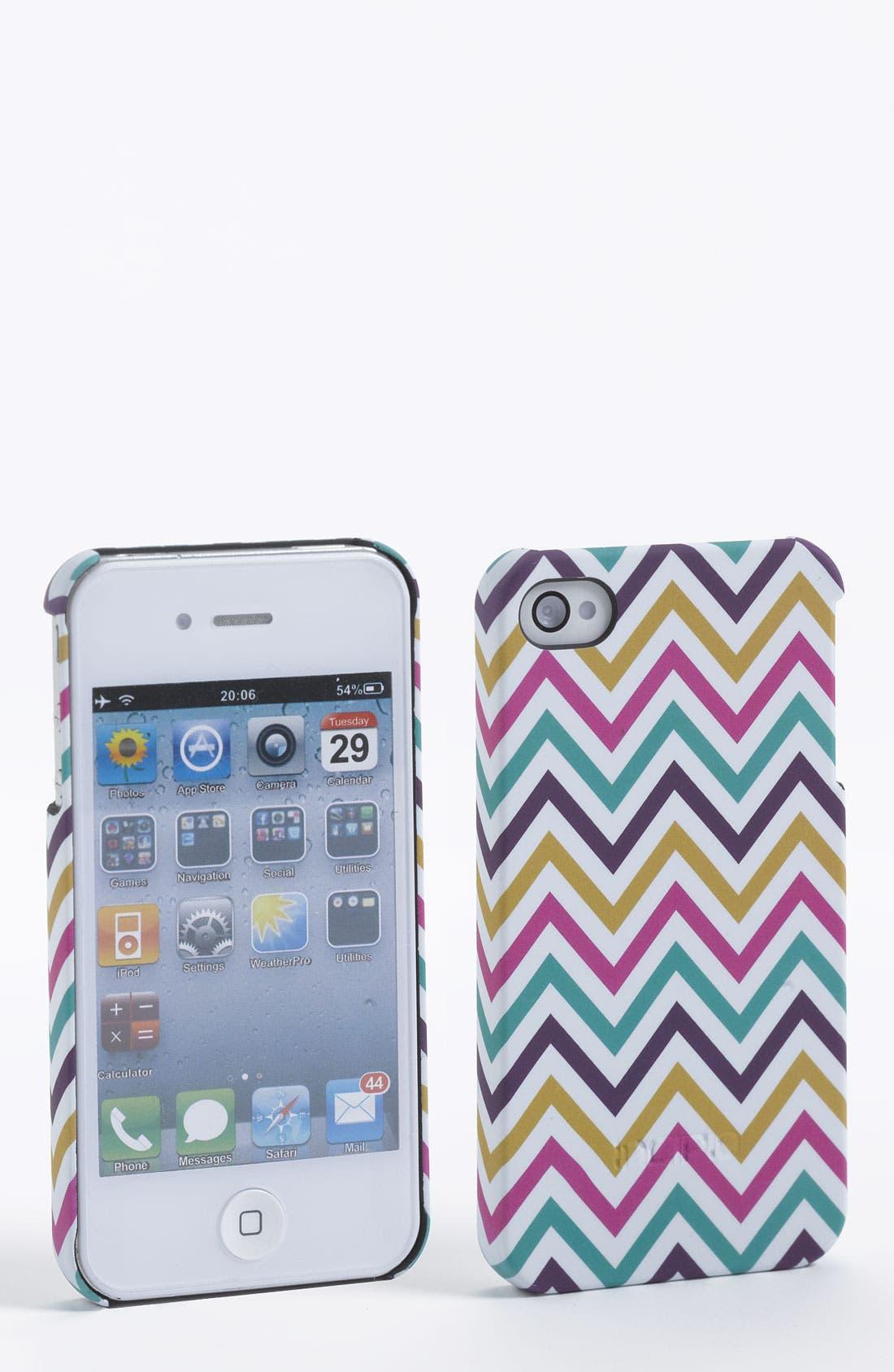 Alternate Image 1 Selected - Incipio 'Zigzag' iPhone 4 & 4S Case