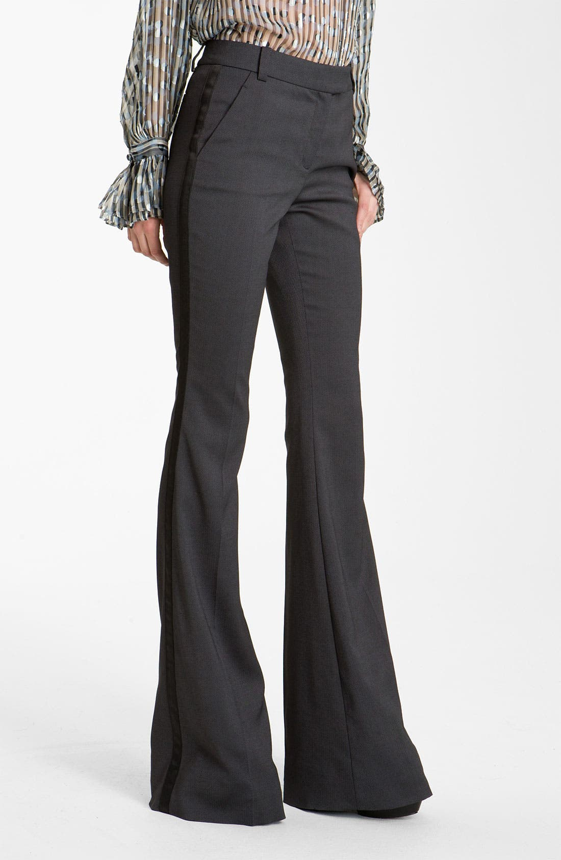 Alternate Image 1 Selected - Rachel Zoe 'Hutton' Flare Leg Pants (Long)
