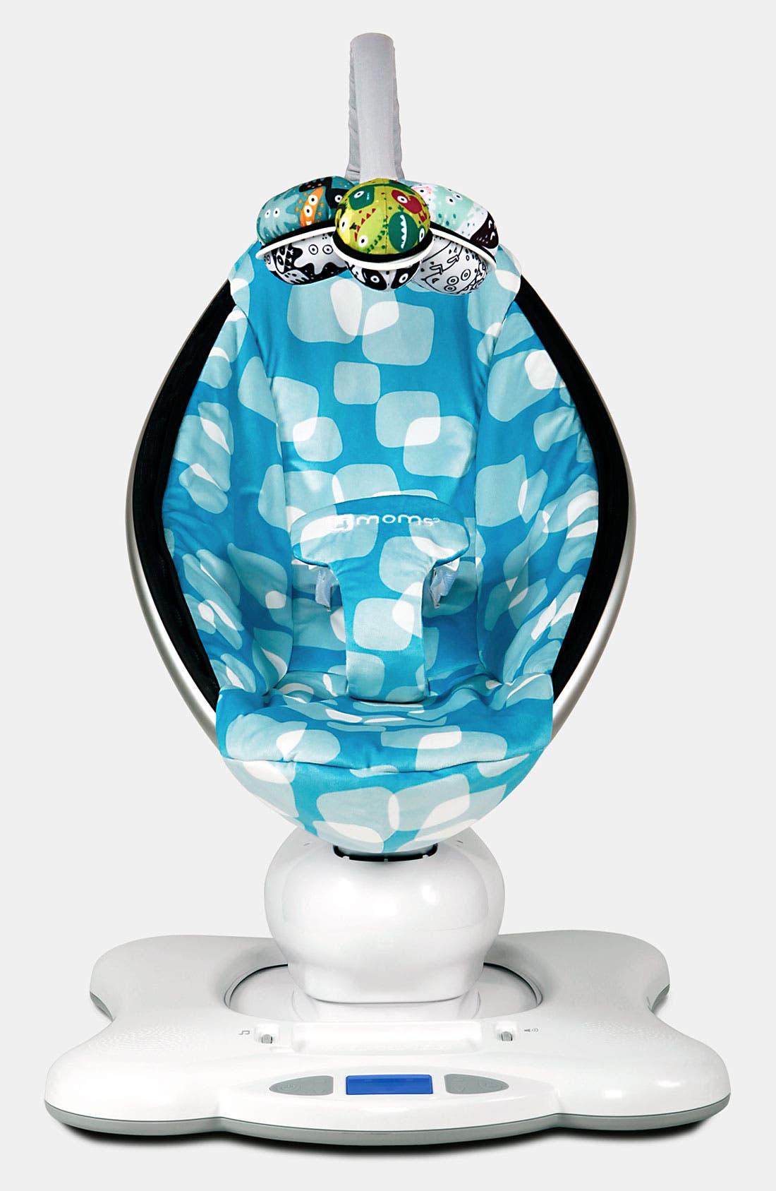 Main Image - 4moms 'Plush mamaRoo' Bouncer Seat (Infant)