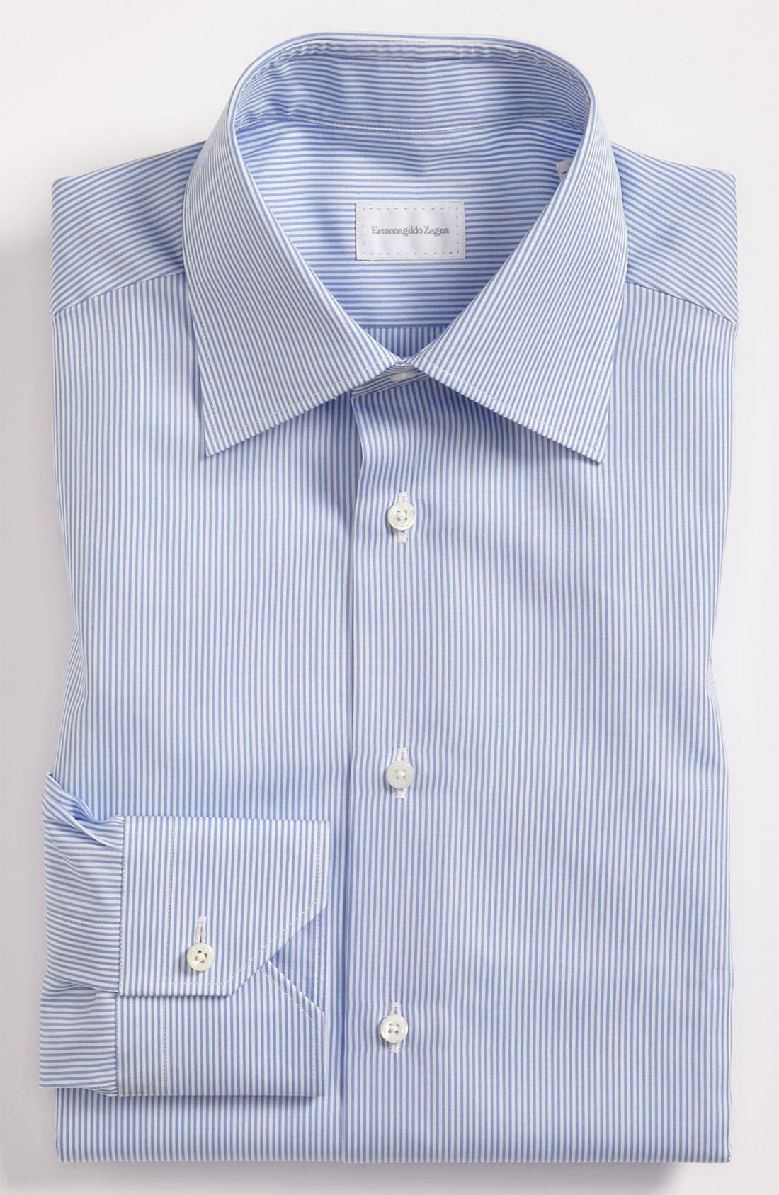 Main Image - Ermenegildo Zegna Tailored Fit Dress Shirt