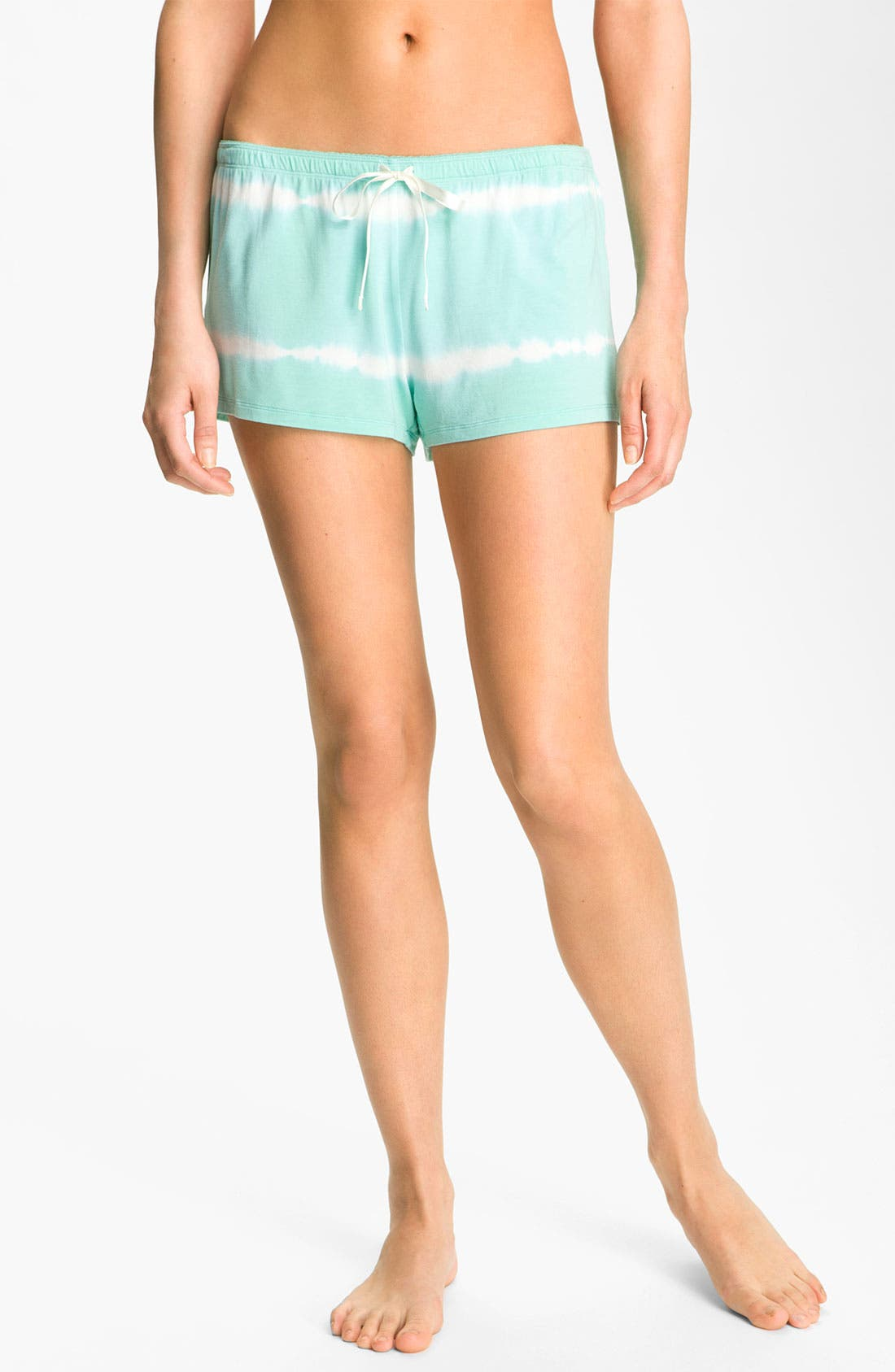 Main Image - PJ Salvage Tie Dye Lounge Shorts