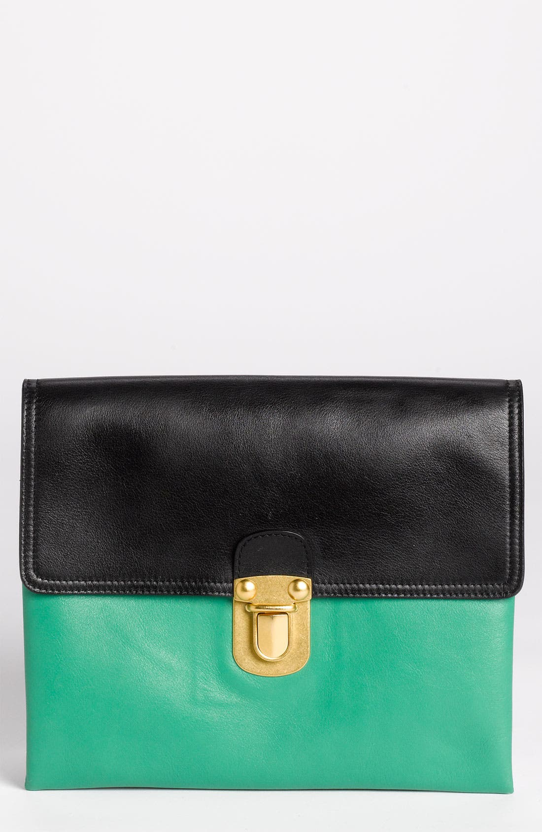 Alternate Image 1 Selected - Marni Leather Clutch