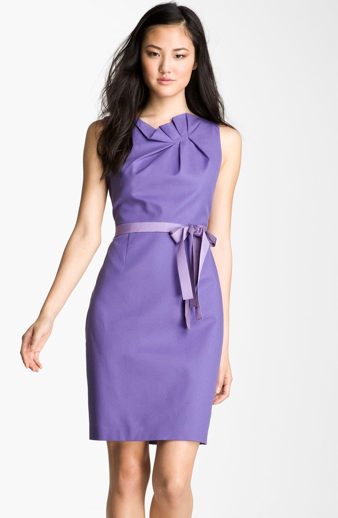 Alternate Image 1 Selected - T Tahari 'Sloan' Dress
