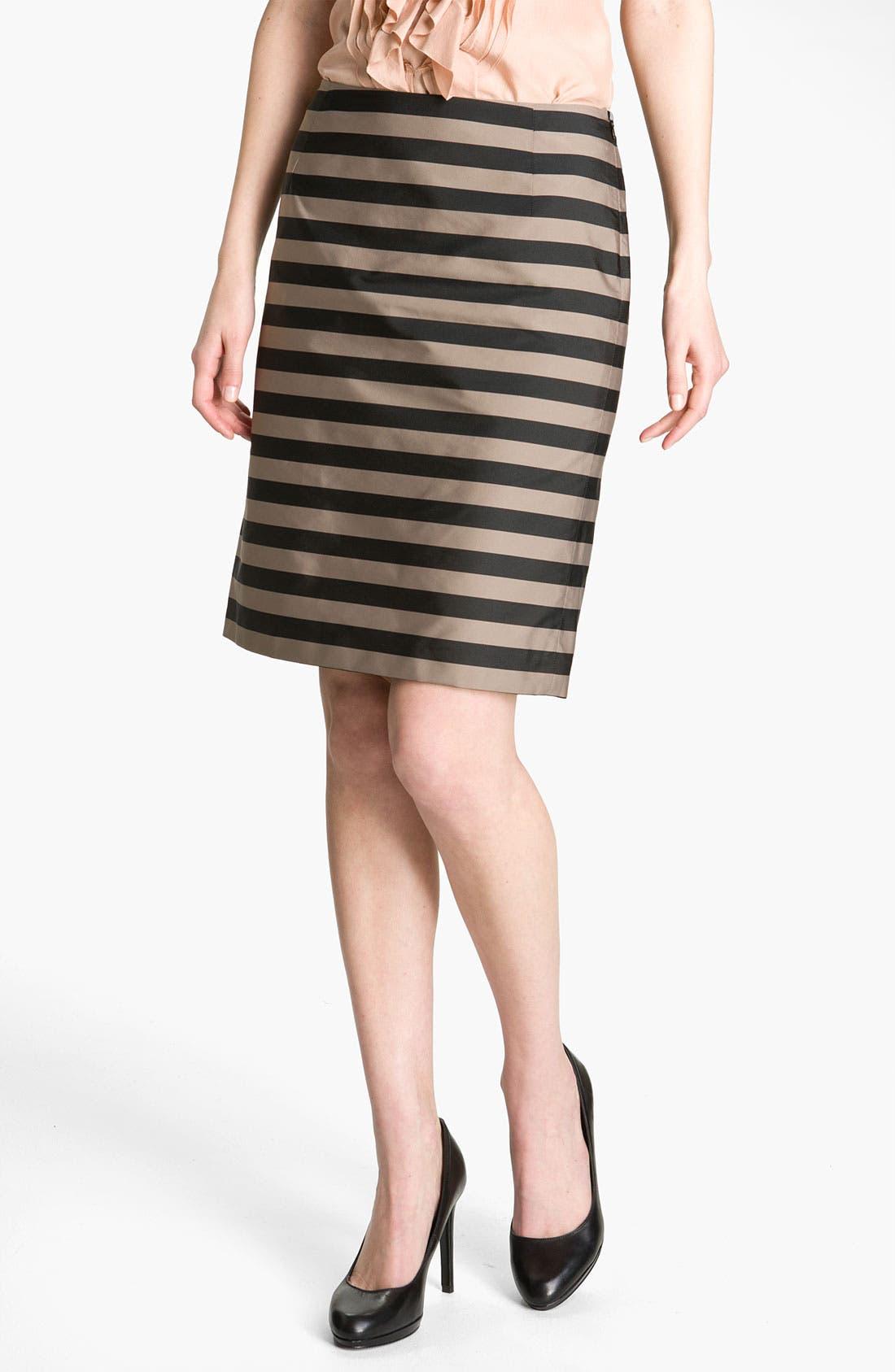 Alternate Image 1 Selected - Weekend Max Mara 'Carmine' Skirt