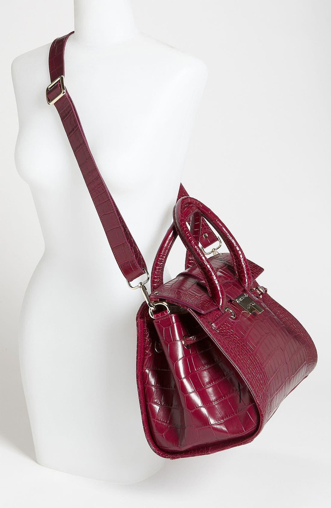 Alternate Image 2  - Jimmy Choo 'Rosalie' Leather Satchel
