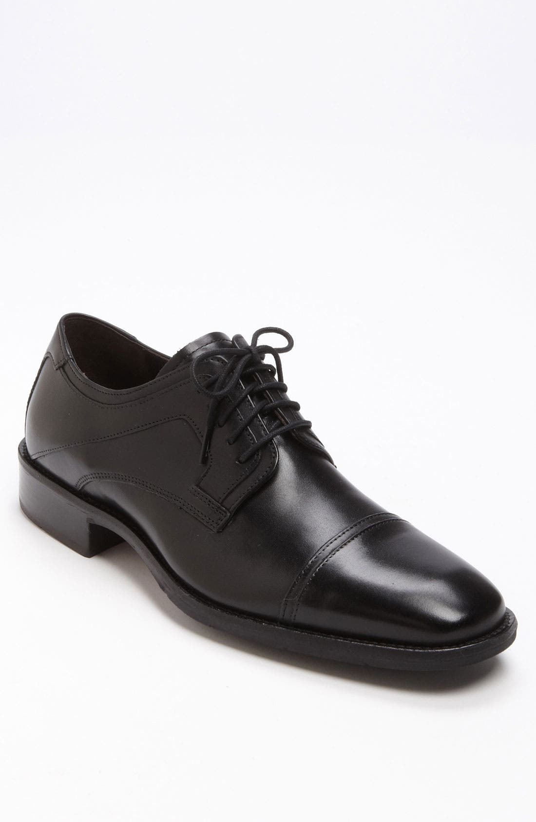 Johnston & Murphy 'Larsey' Cap Toe Derby (Men)