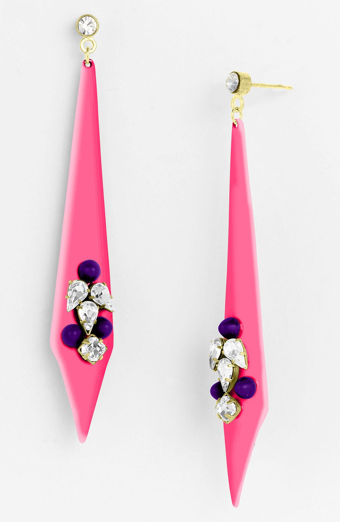 Alternate Image 1 Selected - Fulham Cabochon Earrings