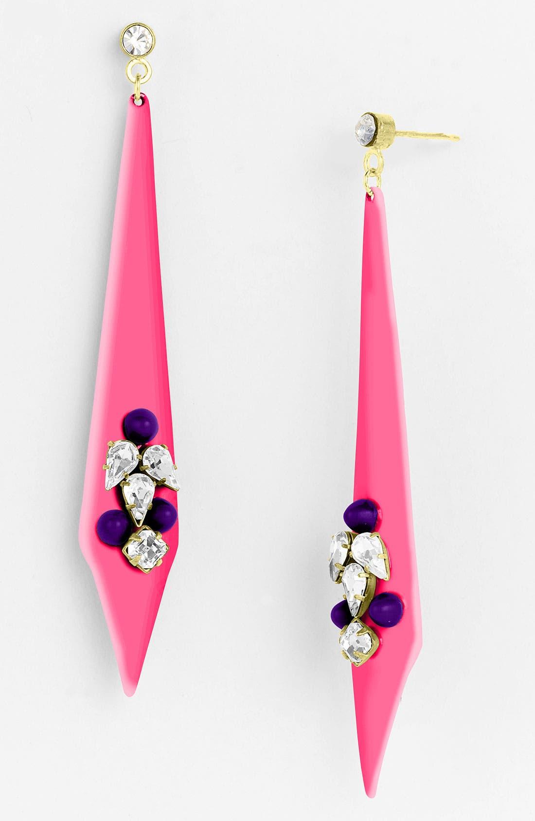 Main Image - Fulham Cabochon Earrings