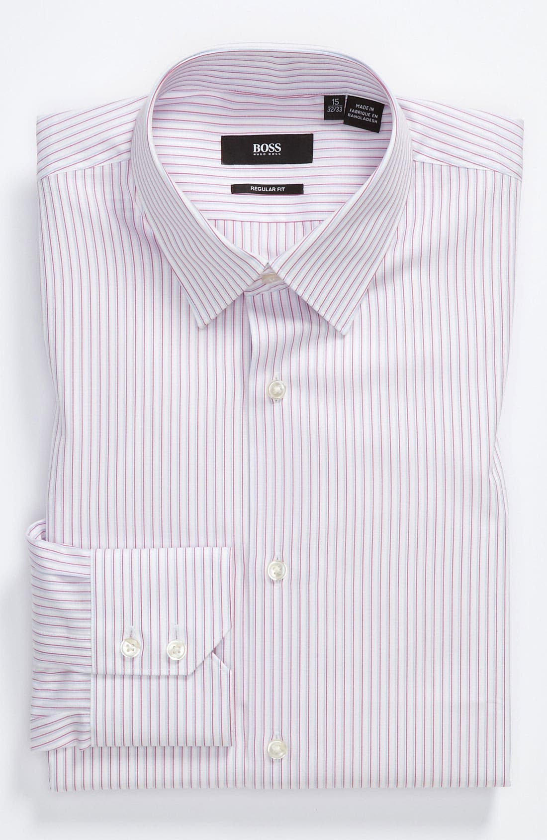 Main Image - BOSS Black Regular Fit Dress Shirt