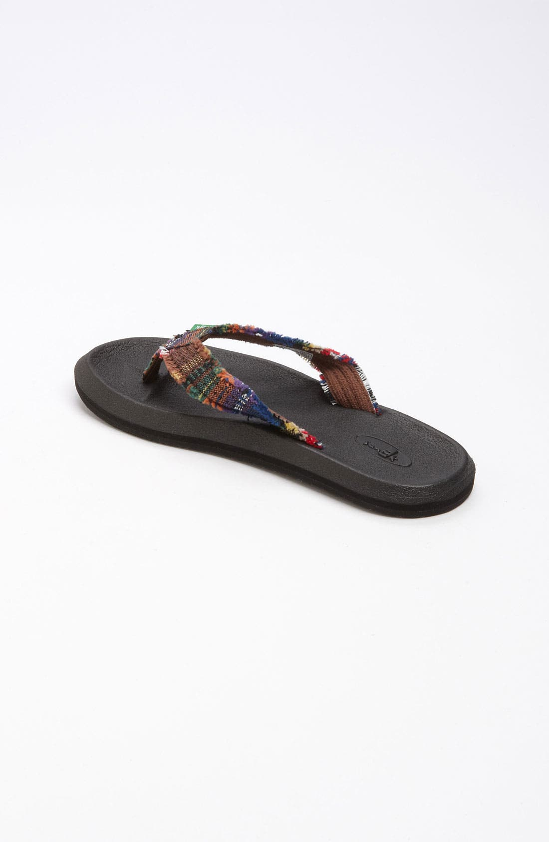 Alternate Image 2  - Sanuk 'Who's Afraid' Flip Flop (Toddler, Little Kid & Big Kid)
