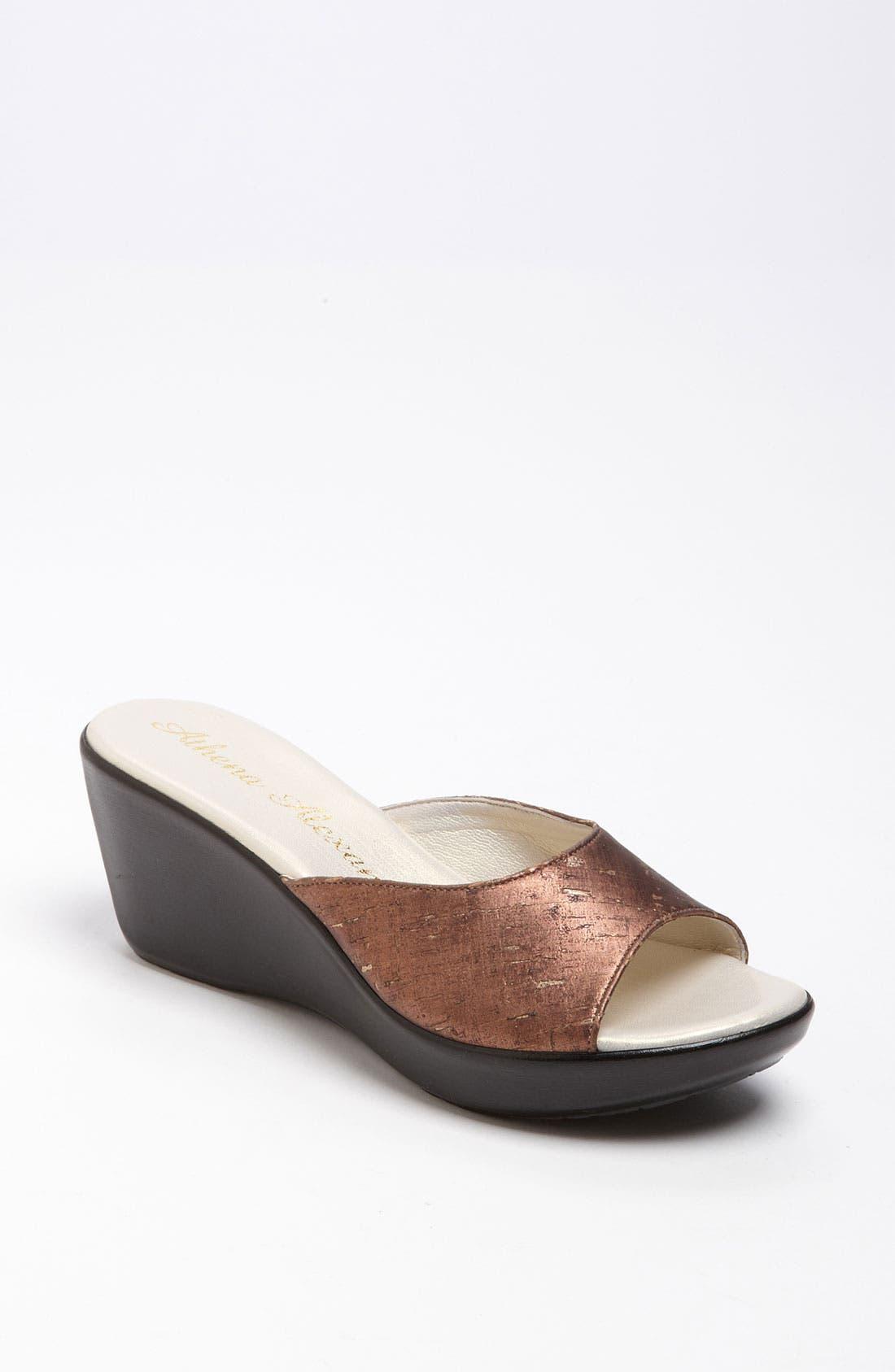 Alternate Image 1 Selected - Athena Alexander 'Danielle' Sandal